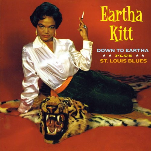 Dwon To Eartha / St. Louis Blues (CD)