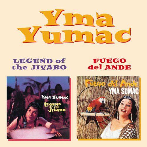 Legend Of The Jivaro / Fuego Del Ande (CD)