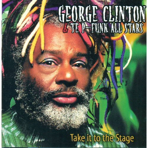 Take It To The Stage (CD)