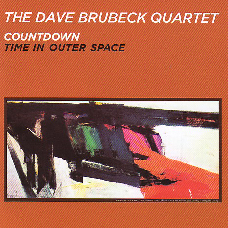 Countdown - Time In Outer Space (CD)