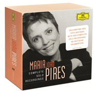 Produktbilde for Maria Joao Pires - Complete Solo Recordings (20CD)