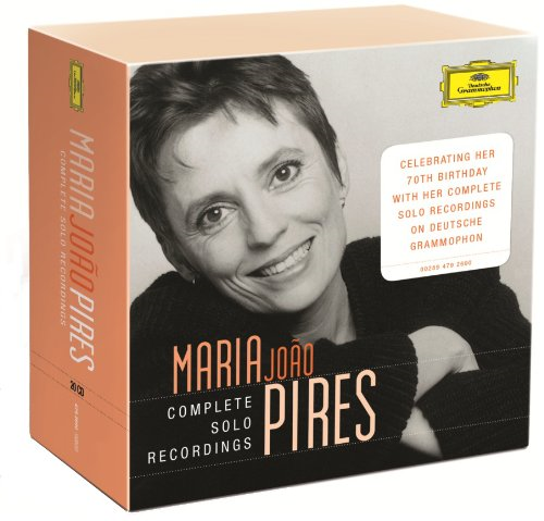 Maria Joao Pires - Complete Solo Recordings (20CD)