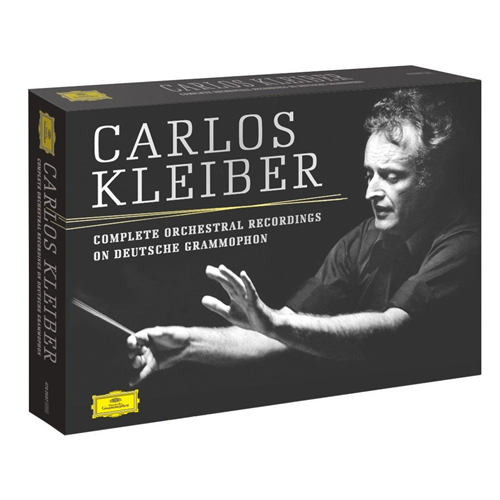 Carlos Kleiber - Complete Orchestral Recordings On Deutsche Grammophon (3CD+Blu-ray Audio)