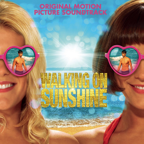 Walking On Sunshine (CD)