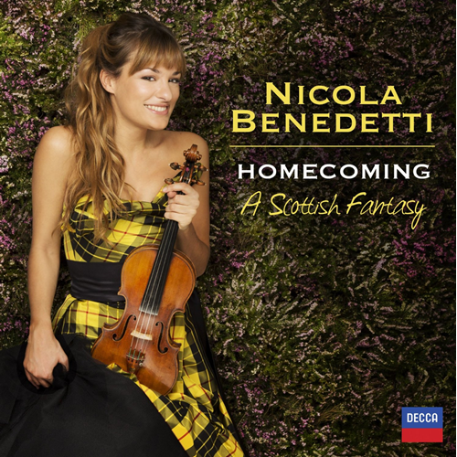 Nicola Benedetti - Homecoming: A Scottish Fantasy (CD)