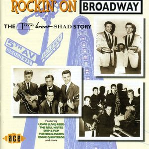 Rockin' on Broadway: The Time, Brent, Shad Story (CD)
