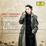 Produktbilde for Anna Prohaska - Behind The Lines (CD)