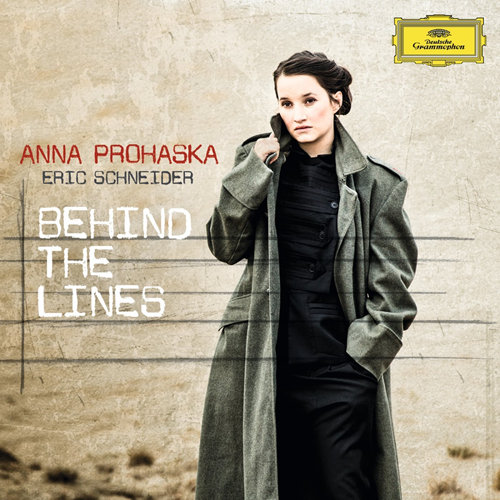 Anna Prohaska - Behind The Lines (CD)