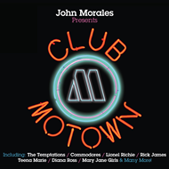 John Morales Presents Club Motown (2CD)