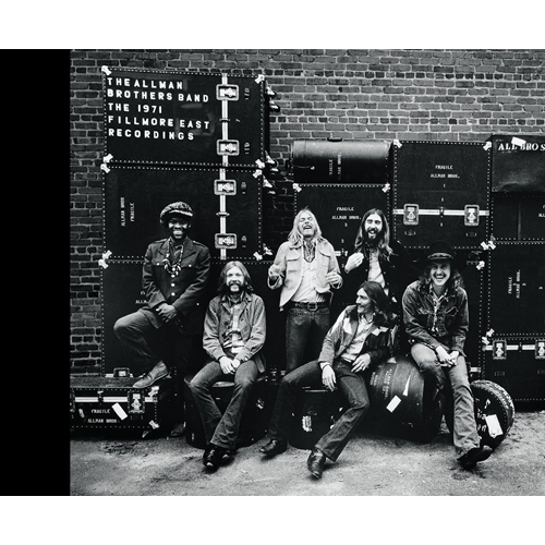The 1971 Fillmore East Recordings (3 x Blu-ray Audio)