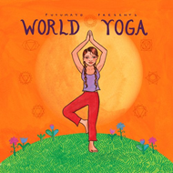 Produktbilde for Putumayo Presents World Yoga (USA-import) (CD)