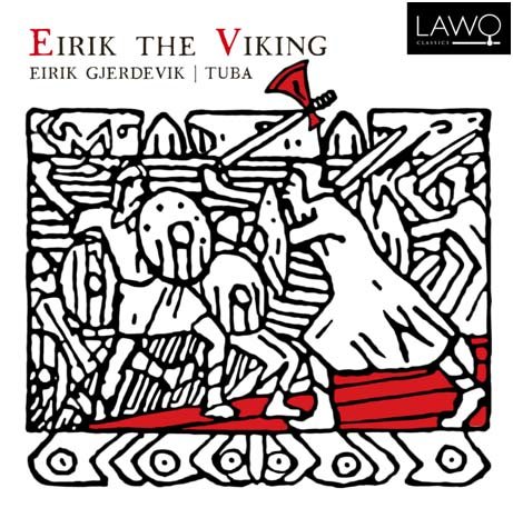 Eirik Gjerdevik - Eirik The Viking (CD)