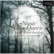 Fredrik Bock - Music For A Queen (CD)