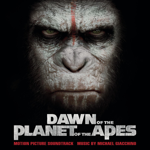 Dawn Of The Planet Of The Apes (CD)
