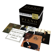 Great Piano Recordings (30CD)