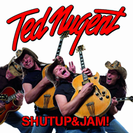 Shut Up & Jam! (CD)