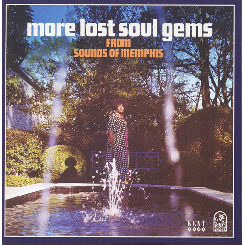 More Lost Soul Gems From Sounds Of Memphis (CD)