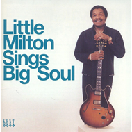 Little Milton Sings Big Soul (CD)