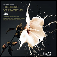 Grieg: Holberg Variations (CD)