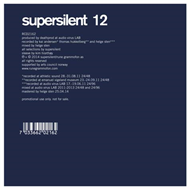 Supersilent 12 (CD)