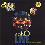 Soho Live - At Ronnie Scott's (2CD)