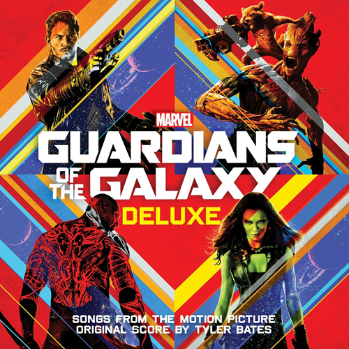 Guardians Of The Galaxy - Deluxe Edition (2CD)