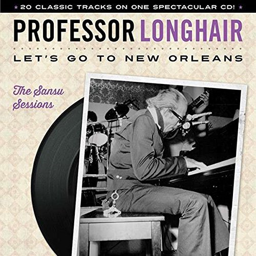 Let's Go To New Orleans - The Sansu Sessions (CD)