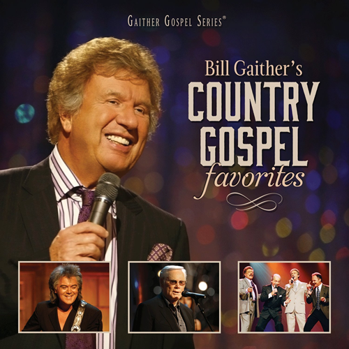 Bill Gaither's Country Gospel Favorites (CD)