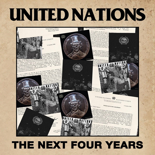 The Next Four Years (CD)