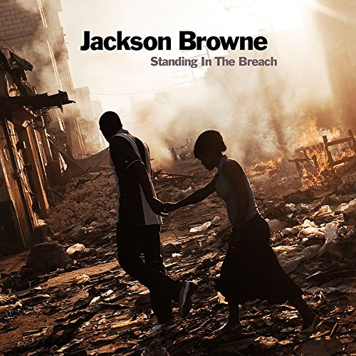 Standing In The Breach (CD)