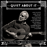 Quiet About It - A Tribute To Jesse Winchester (CD)