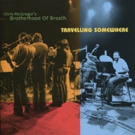 Travelling Somewhere (CD)