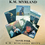 Vante Folk - K.M. Myrlands Beste (CD)