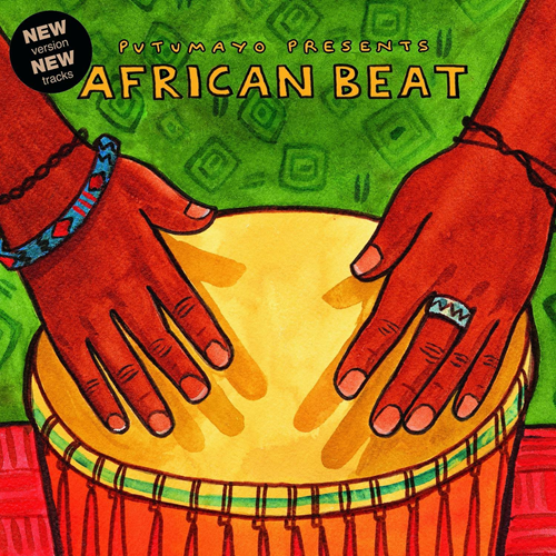 Putumayo Presents African Beat (CD)