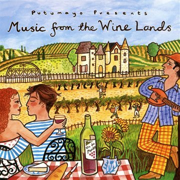 Putumayo Presents Music FromThe Wine Lands (CD)
