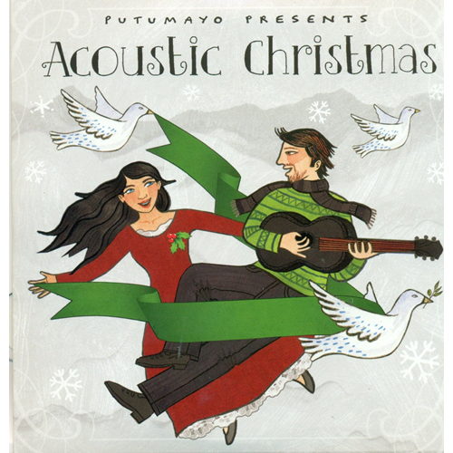 Putumayo Presents Acoustic Christmas (CD)