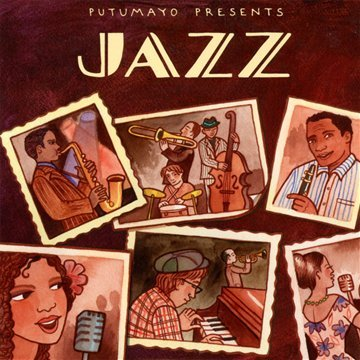 Putumayo Presents Jazz (CD)