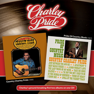 Country Charley Pride / Pride Of Country Music (CD)
