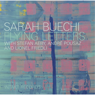 Flying Letters (CD)