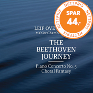 Produktbilde for Leif Ove Andsnes - The Beethoven Journey: Piano Concerto No. 5 (CD)