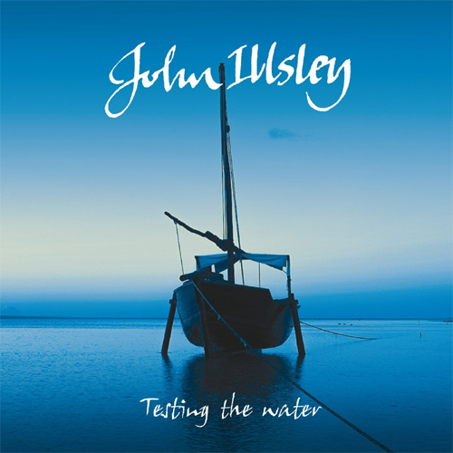 Testing The Water (CD)