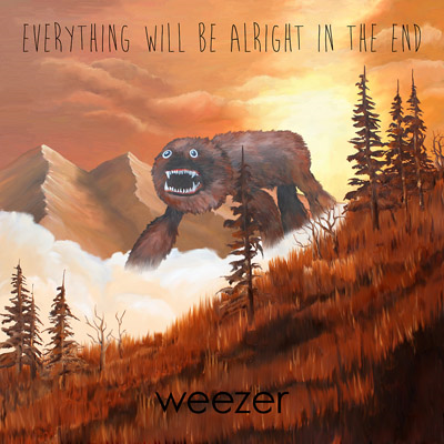 Everything Will Be Alright In The End (CD)