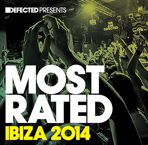 Defected Presents Most Rated Ibiza 2014 (2CD)
