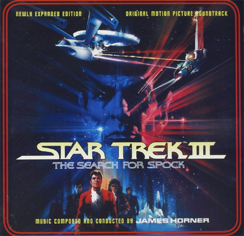 Star Trek III: Search For Spock - OST (CD)