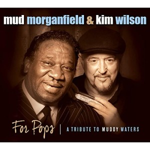 For Pops (Tribute To Muddy Waters) (CD)