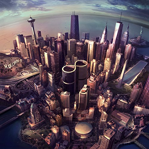 Sonic Highways (CD)