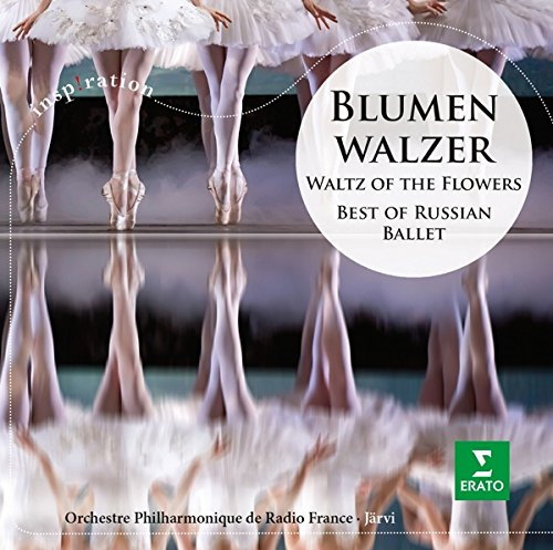 Blumenwalzer - Best Of Russian Ballet (CD)