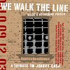 We Walk The Line: A Tribute To Johnny Cash (CD)