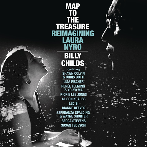 Map To The Treasure - Reimaging Laura Nyro (CD)
