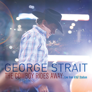 The Cowboy Rides Away: Live From AT&T Stadium (CD)